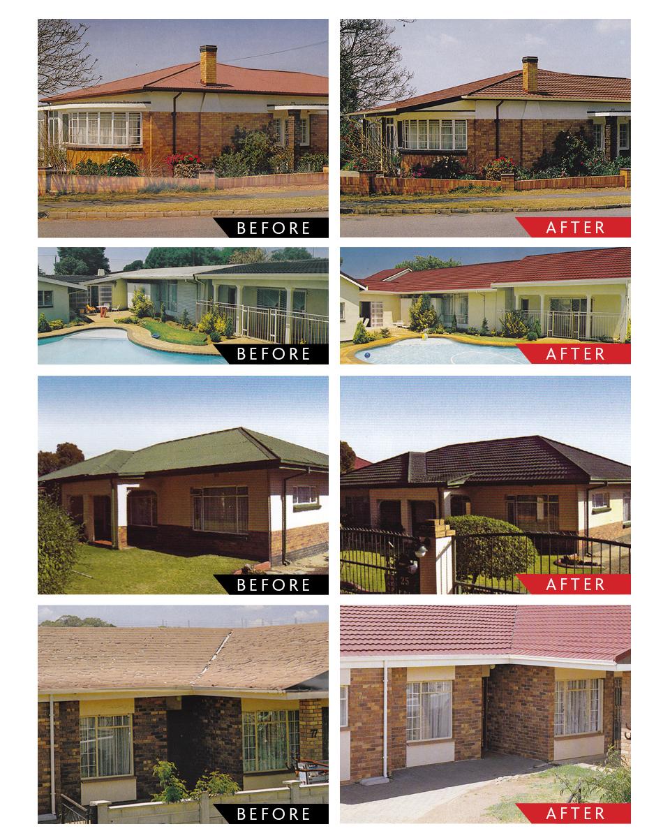 Affordable roof repairs Johnnesburg